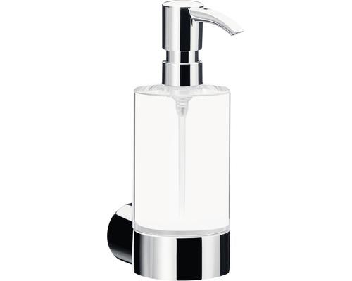 Seifenspender Emco Fino Kristallglas klar/chrom 842100101