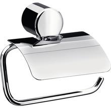 Toilettenpapierhalter mit Deckel Emco Fino chrom 840000100