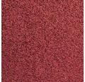Teppichboden Frisé Buffalo rot 400 cm (Meterware)