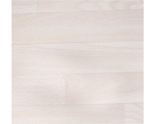 PVC Kansas Stabparkett weiß 400 cm (Meterware)