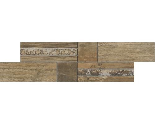 Bordüre Salvage cotto 14x50 cm