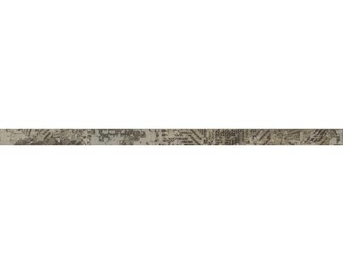 Bordüre Salvage braun 2,5x50 cm