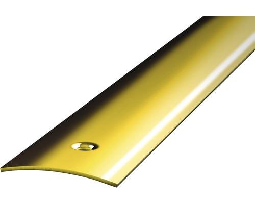 Übergangsprofil Ferro-Messing gelocht 30x1000 mm