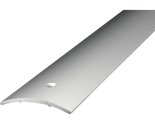 Übergangsprofil Alu silber gelocht 30x2700 mm