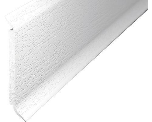 Kernsockelleiste Hartschaum weiß 60x2500 mm