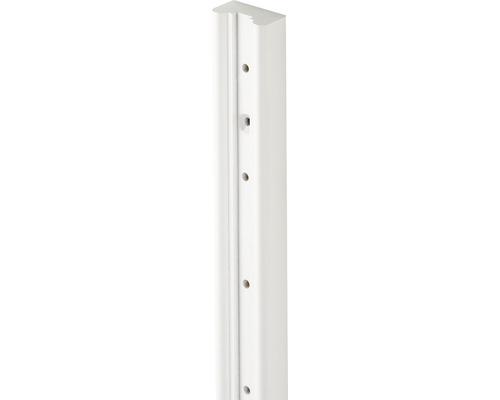 Wandschiene Multiflex weiß 960 mm