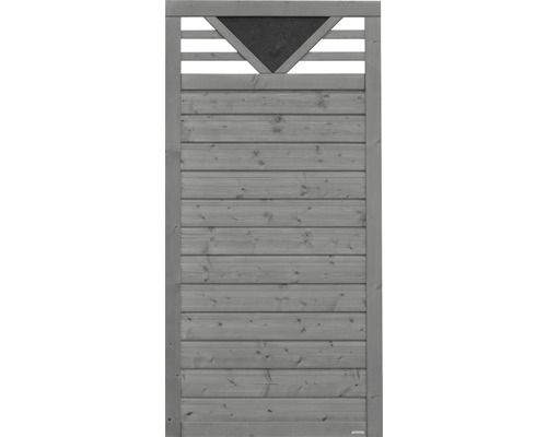 Teilelement Konsta Andria 90 x 180 cm, grau