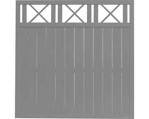 Hauptelement Konsta Provence 180 x 180 cm, grau
