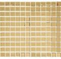 Glasmosaik CM 4GO1 gold 30,2x32,7 cm