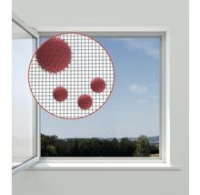 Pollen-Stop Gewebe anthrazit 120x150 cm