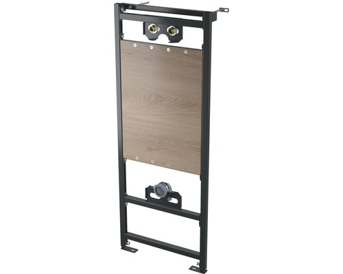 Vorwandelement Komfort für Ausgussbecken H:130 cm