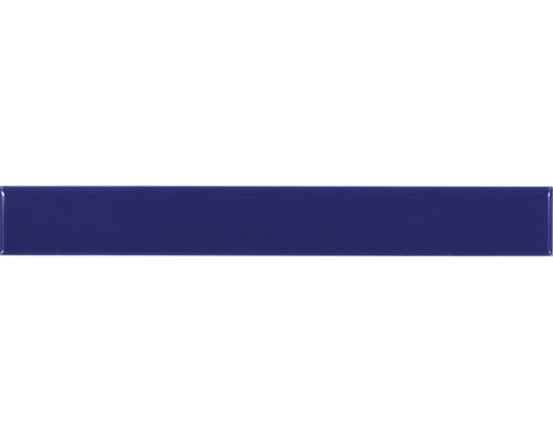 Keramikbordüre kobaltblau 2,5x20 cm