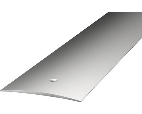 Übergangsprofil Alu silber gelocht 40x1000 mm