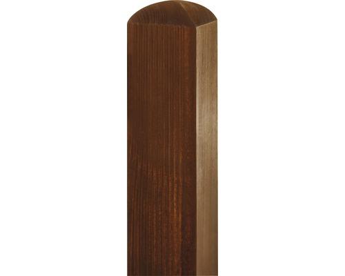 Pfosten Konsta gehobelt 9 x 9 x 100 cm, braun
