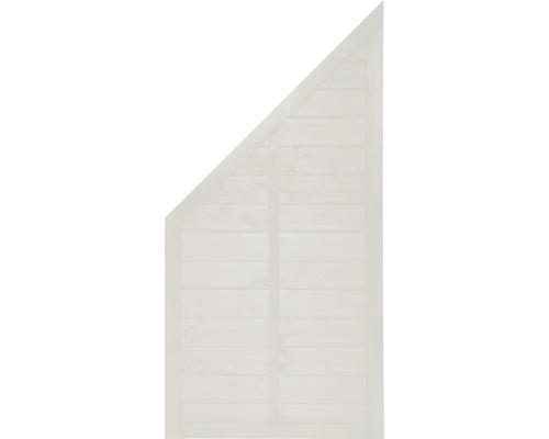Abschlusselement Konsta Venga 90 x 180/90 cm, creme