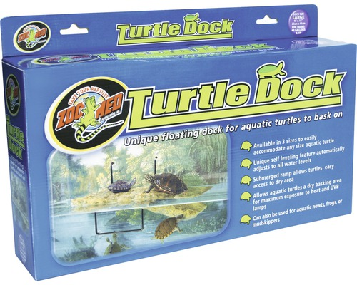 Schwimminsel ZOO MED Turtle Dock groß