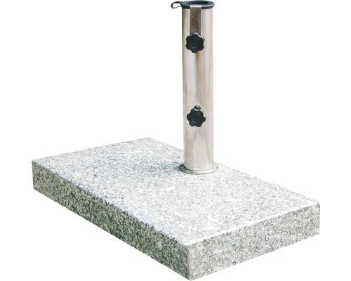 Schirmständer Siena Garden Granit 25 kg grau