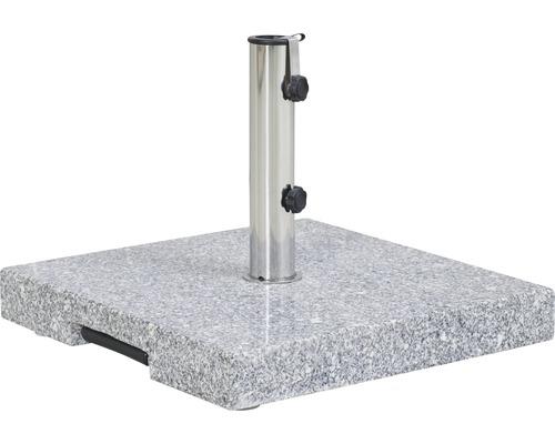 Schirmständer Siena Garden Granit 45 kg grau