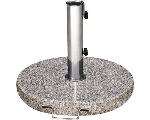 Schirmständer Siena Garden Granit 40 kg grau