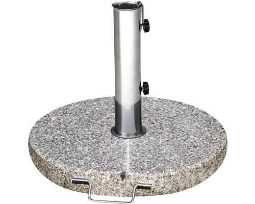 Schirmständer Siena Garden Granit 30 kg grau