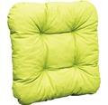 Dekokissen Susa Baumwolle-Polyester 38x38 cm grün