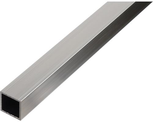 Vierkantrohr Edelstahl 30x30x2 mm, 1 m