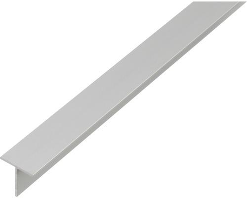 T-Profil Aluminium 20x20x1,5 mm, 1 m