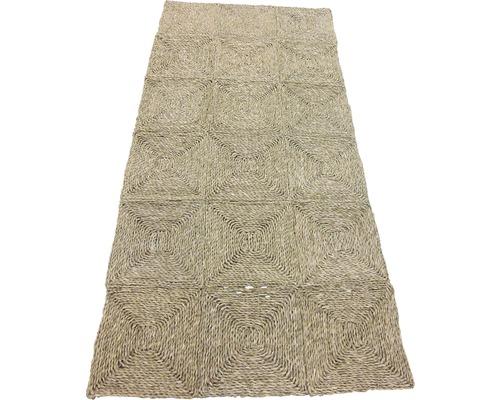 Seegrasteppich natur 60x90 cm