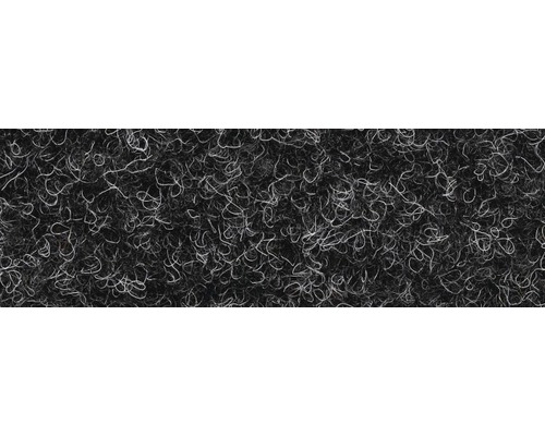 Kunstrasen Wimbledon mit Drainage anthrazit 200 cm breit (Meterware)
