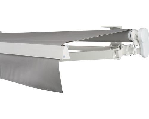Gelenkarmmarkise 600x200 cm SOLUNA Proof ohne Motor Dessin 6088