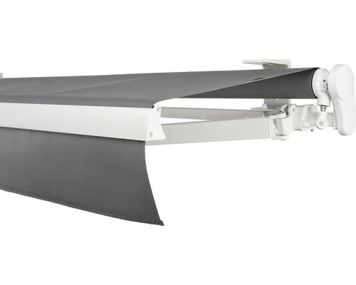 Gelenkarmmarkise 500x250 cm SOLUNA Proof ohne Motor Dessin 8203