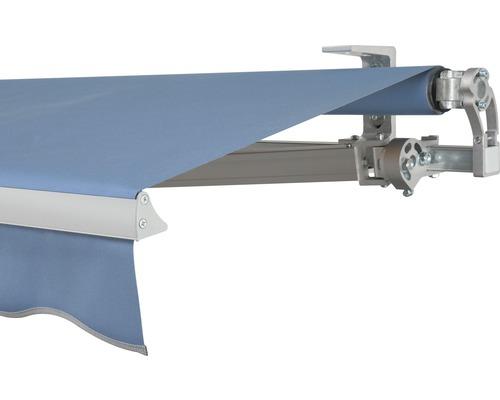 Gelenkarmmarkise 350x250 cm SOLUNA Concept mit Motor Dessin 8204