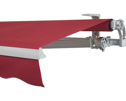 Gelenkarmmarkise 300x200 cm SOLUNA Concept mit Motor Dessin 3914