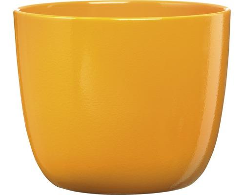 Blumentopf Soendgen Sevilla Keramik Ø 12 H 10 cm apricot