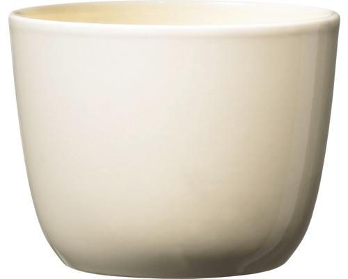Blumentopf Soendgen Sevilla Keramik Ø 12 H 10 cm vanille
