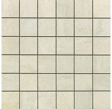 Feinsteinzeugmosaik Sokio beige 30x30 cm