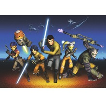 Fototapete Disney Edition 3 Star Wars Rebels Run 368 x 254 cm