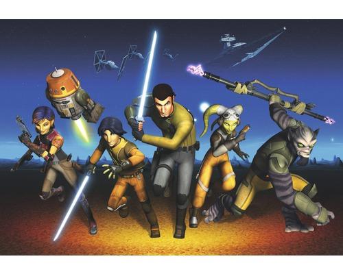 Fototapete Disney Edition 3 Star Wars Rebels Run 368 x 254 cm