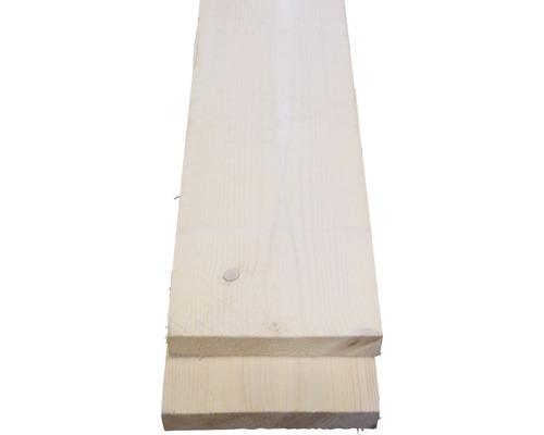Gerüstholz Brett Buildify Vintage weiß 30x195x2500 mm