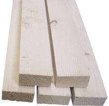 Gerüstholz Latte Buildify Vintage weiß 30x60x2500 mm