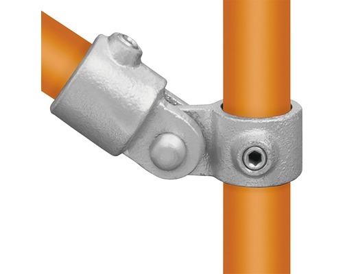 Gelenkstück Buildify Rohrverbinder für Gerüstrohr aus Stahl Ø 33 mm