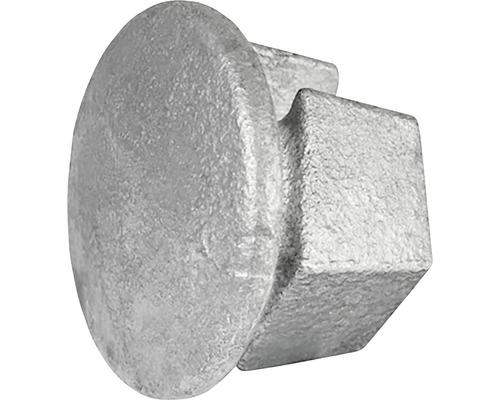 Abdeckkappe Buildify Stahl für Gerüstrohr aus Stahl Ø 33 mm