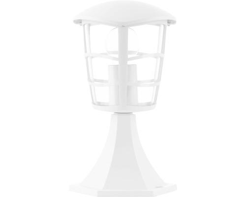 Außensockelleuchte 1-flammig H 312 mm Aloria weiß