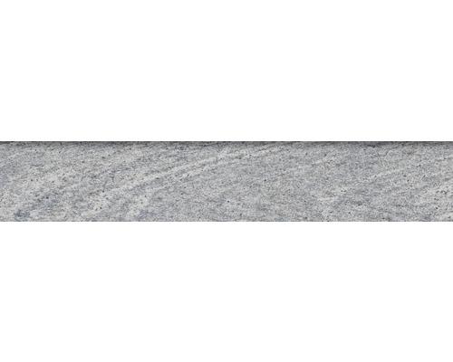 Sockel Sahara grau 8x45 cm