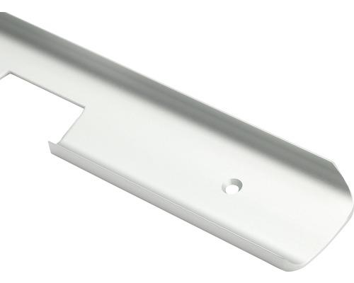 Arbeitsplatten Eckverbindungsprofil Aluminium I-Profil 600x40 mm