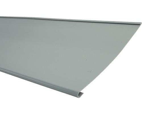Traufstreifen 2000x250 mm grau