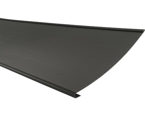 Traufstreifen 2000x250 mm braun