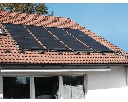 Solarabsorber-Set 7,2 m², 3 Module