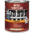 Metallschutzlack 3in1 glänzend lichtgrau 250 ml
