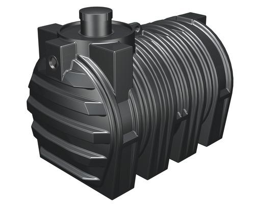 Abwassertank - Fäkalientank 3000l inkl. Dom mit DIBt-Zulassung